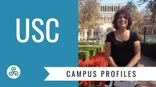 USC - University of Southern California, campus visit with American College Strategies
