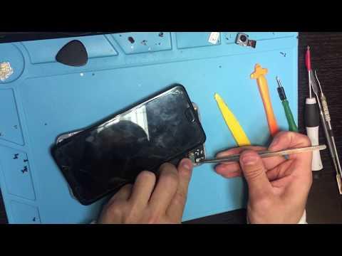 Meizu MX 6 (m685u) разбор / Meizu MX6 disassembly