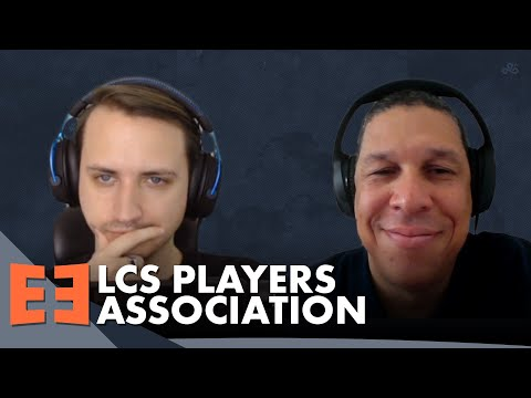 The LCS Players Association ft. Hal Biagas & Bryce Blum | Essential Esports S1E4