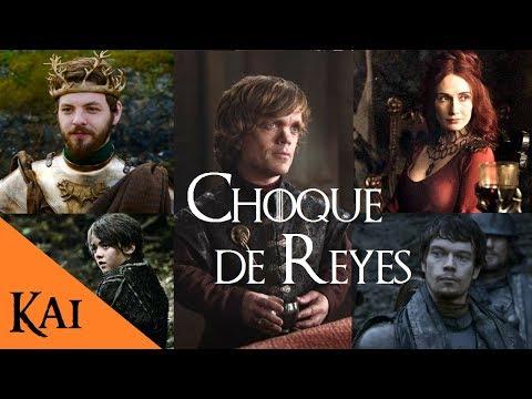 Canción de Hielo y Fuego 2: Choque de Reyes