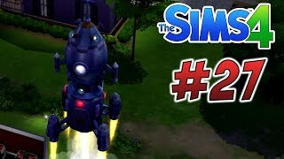 The Sims 4: Exploring Space! #27