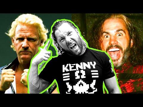 KENNY OMEGA SHOOTS ON WWE! JEFF JARRETT RETURNS TO TNA! (DIRT SHEET Pro Wrestling News Ep. 24)