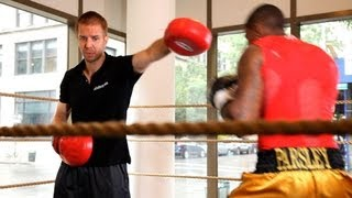 How to Sidestep, Pull & Counter | Boxing Lessons