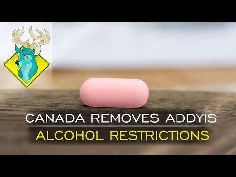 TL;DR - Canada Removes Addyi's Alcohol Restriction