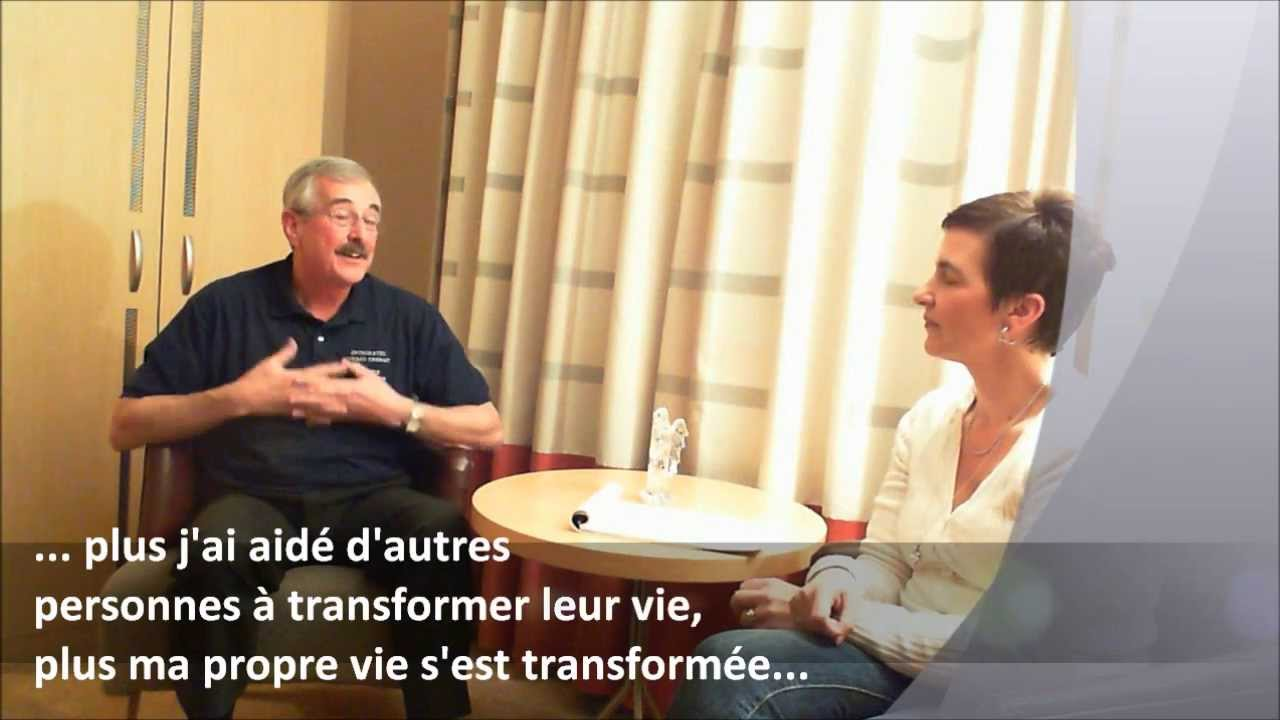 Interview de Stevan Thayer (Integrated Energy Therapy ...