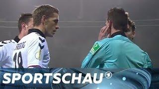 DFB-Pokal Bremen gegen Freiburg - die Zusammenfassung  Sportschau