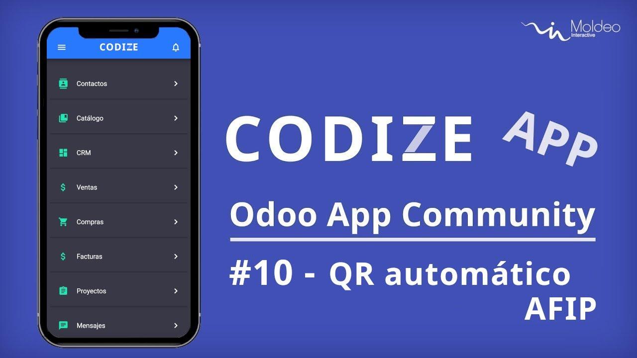 Codize App - Factura automática con QR (AFIP)