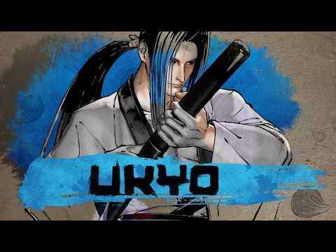 SRK Exclusive: Samurai Shodown Ukyo Character Trailer