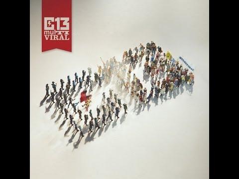 Calle 13 - Me vieron cruzar (Multi_Viral 2014)