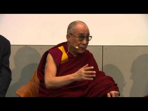 The Dalai Lama at the University of Bern - long version