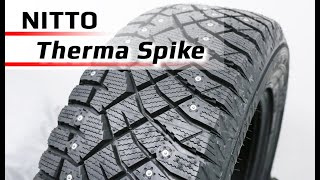 NITTO Therma Spike /// обзор