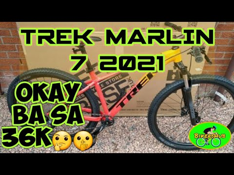 TREK MARLIN 7 2021   REVIEW OF SPECIFICATIONS AND SUGGESTED RETAIL PRICE