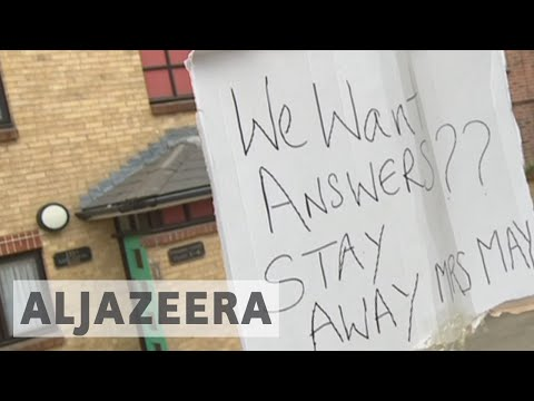 London fire: Kensington residents say government ignored them
