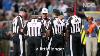 NFL Replacement Refs Music Parody   Flo Rida Whistle   The NOC