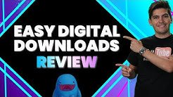 Easy Digital Downloads Review - A Great Way To Sell Digital Products Online