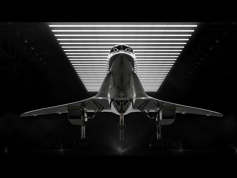 Overture   The world's fastest airliner
