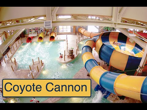 Coyote cannon insane indoor outdoor water great wolf - Great wolf lodge garden grove ca ...