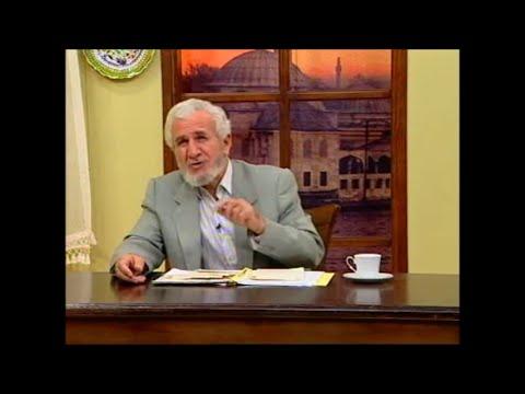 İstiğfar - Dinimi Öğreniyorum Hayat Dersleri - Prof. Dr. Cevat Akşit