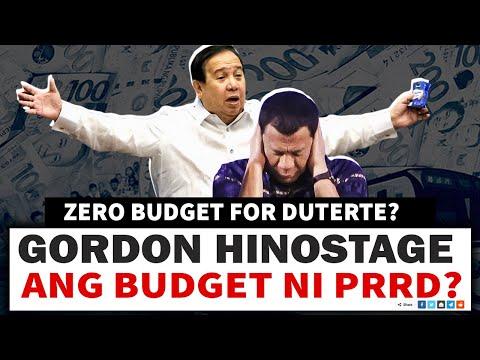 ITLOG! ZERO BUDGET PARA KAY DIG0NG YAN ANG PANAK0T NGAYON NG SENADO -  (2020)