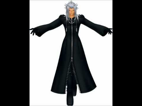 Paul St. Peter as Xemnas in Kingdom Hearts II (Battle Quotes)