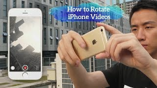 Video 3 Ways to Rotate iPhone Videos and Fix Wrong Orientation download MP3, 3GP, MP4, WEBM, AVI, FLV Agustus 2018