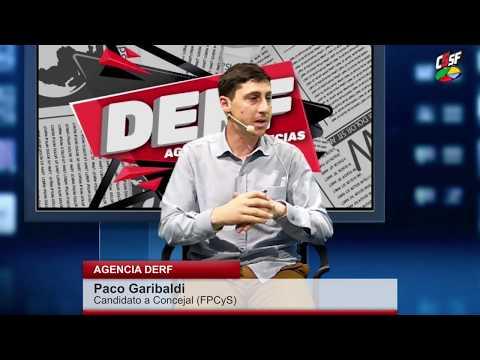 Paco Garibaldi: Tenemos el equipo