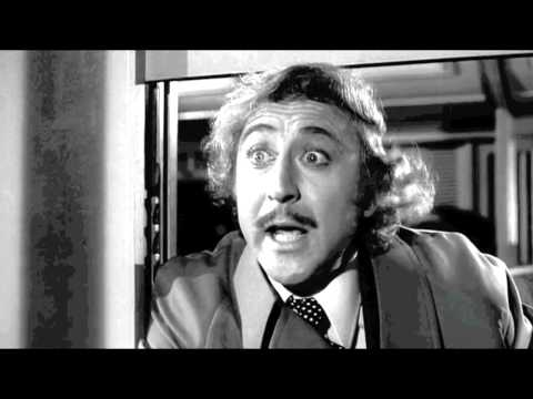 Best Line From Young Frankenstein - Shine