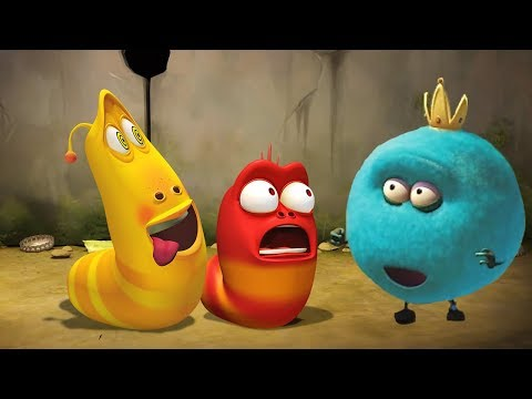 LARVA - AN UNEXPECTED GUEST | Cartoon Movie | Cartoons For Children | Larva Cartoon | LARVA Official