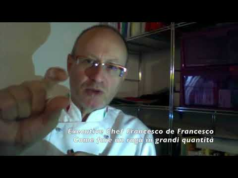 scuola di cucina professionale come fare un rag in On scuola di cucina professionale