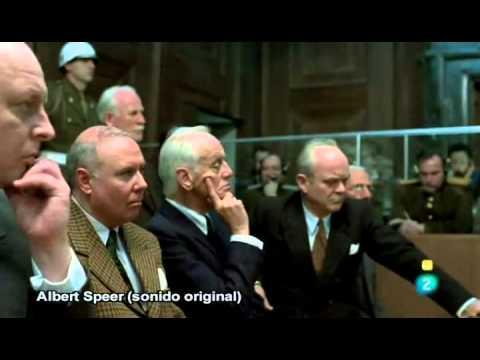 Speer y Hitler #2: El Proceso.