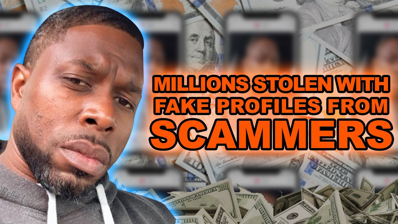 Millions stolen with fake profiles from Romance Scammers - Famous and Catfished