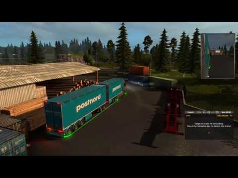 ETS2 Dolly Reverse + ProMods Drive