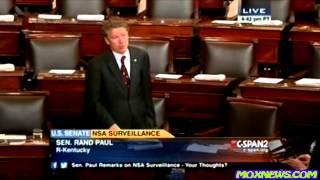Senator Rand Paul's FULL Filibuster Of The Patriot Act Reauthorization