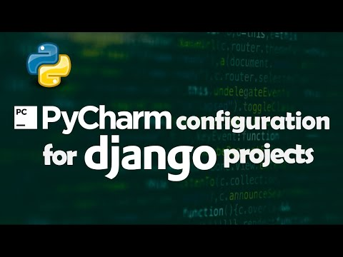 PyCharm (2020) configuration