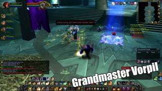 WoW Burning Crusade Dungeons - Shadow Labyrinth (normal mode)