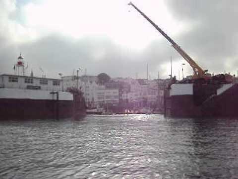 Guernsey roeien