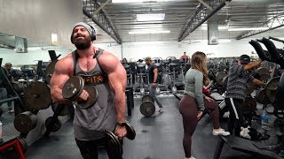 DESTROYING SHOULDERS AND ARMS