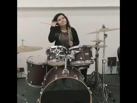 Trecillos #drummergirl #femaledrummers #drummer