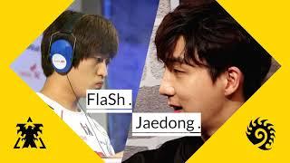 Starcraft Remastered FlaSh vs Jaedong - La disputa por el Reino de Dios
