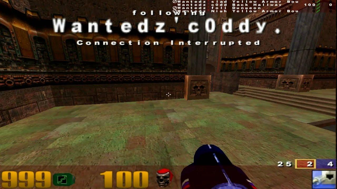 quake 3 arena multiplayer cheats