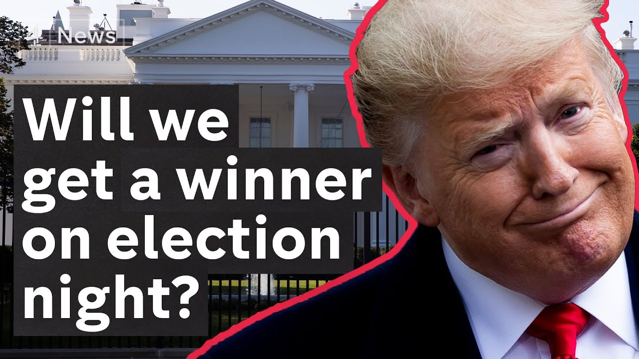 Election 2020: is US democracy in danger and what if Trump doesn't accept the result?