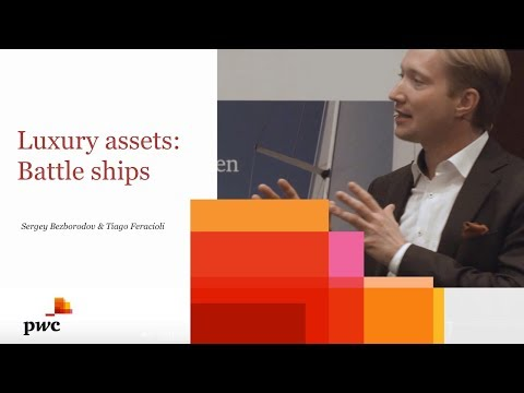 Private Wealth Forum 2017: Luxury assets – battle ships