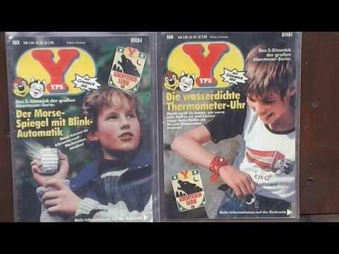 YPS Heft Sammlung Erinnerungen an die Kindheit  Fantastic  309