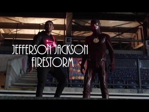 Jefferson Jackson/Firestorm - Hero