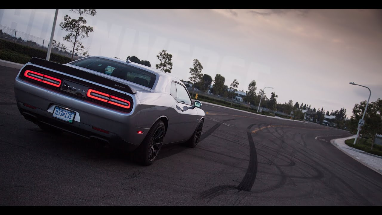 Dodge Challenger Hellcat: Mad Max... The Car - YouTube