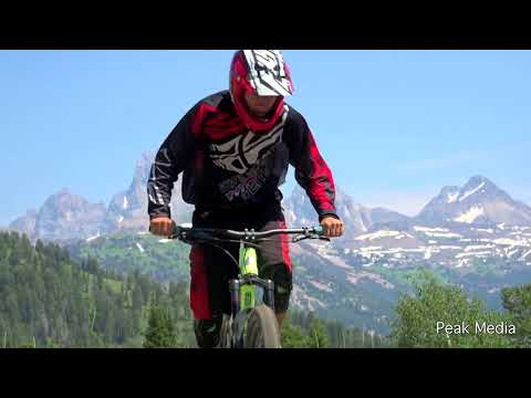 Grand Targhee Mountain Biking