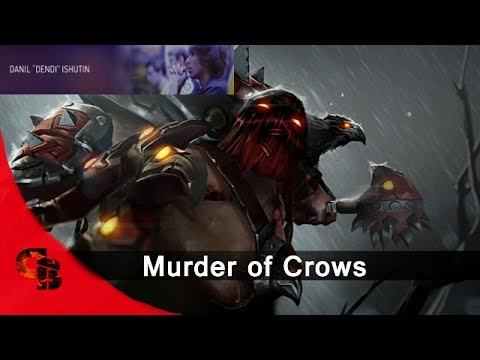 Dota 2: Store - Pudge - Murder of Crows (Dendi)
