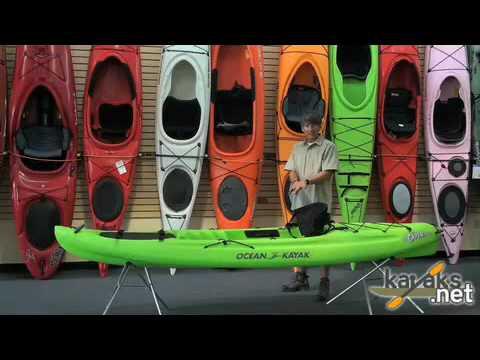 Ocean Kayak Caper Kayak Video Review