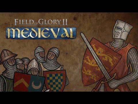 Field of Glory II Medieval #7: Poles vs Irish |