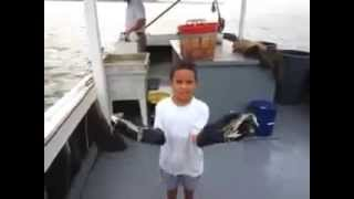 Welcome To Captain Bunk's Crab Shack - Crabbing On The Eastern Shore With Bunky Chance